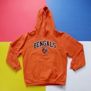 Youth NFL Cincinnati Bengal Tigers Sweatshirt